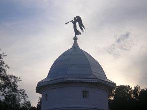 Часовня женского монастыря