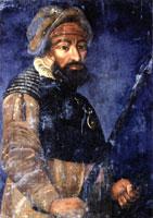 Портрет Ермака, копия