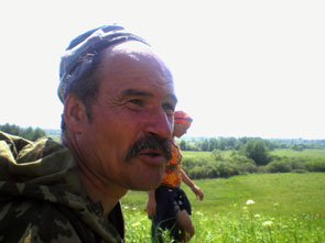 Краевед В. И. Крапивин