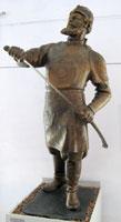 Ермак в Тобольском музее